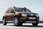 Car specs and fuel consumption for Dacia Duster