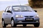 Car specs and fuel consumption for Daewoo Kalos
