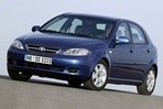 Car specs and fuel consumption for Daewoo Lacetti