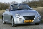 Car specs and fuel consumption for Daihatsu Copen