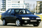 Car specs and fuel consumption for Daewoo Espero