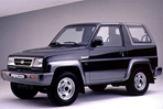 Car specs and fuel consumption for Daihatsu Feroza