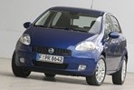 Car specs and fuel consumption for Fiat Grande Punto