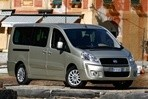 Car specs and fuel consumption for Fiat Scudo