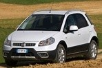 Car specs and fuel consumption for Fiat Sedici