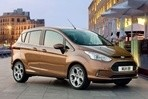 Car specs and fuel consumption for Ford B-MAX