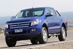 Car specs and fuel consumption for Ford Ranger