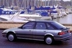 Car specs and fuel consumption for Honda Concerto