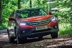 Car specs and fuel consumption for Honda CR-V