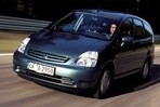 Car specs and fuel consumption for Honda Stream