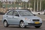 Car specs and fuel consumption for Hyundai Accent