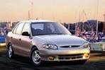 Car specs and fuel consumption for Hyundai Excel