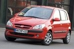 Car specs and fuel consumption for Hyundai Getz