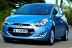 Car specs and fuel consumption for Hyundai ix20