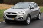 Car specs and fuel consumption for Hyundai ix35