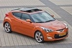 Car specs and fuel consumption for Hyundai Veloster