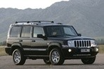 Car specs and fuel consumption for Jeep Commander