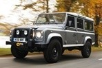 Car specs and fuel consumption for Land Rover Defender