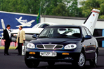 Car specs and fuel consumption for Daewoo Leganza