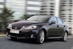 Car specs and fuel consumption for Lexus IS