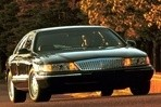 Car specs and fuel consumption for Lincoln Continental