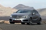 Car specs and fuel consumption for Mercedes A- class