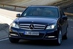 Car specs and fuel consumption for Mercedes C- class
