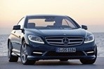 Car specs and fuel consumption for Mercedes CL- class