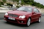 Car specs and fuel consumption for Mercedes CLK- class