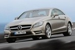 Car specs and fuel consumption for Mercedes CLS- class