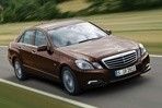 Car specs and fuel consumption for Mercedes E- class