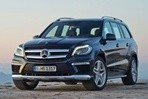 Car specs and fuel consumption for Mercedes GL