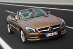 Car specs and fuel consumption for Mercedes SL