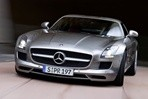 Car specs and fuel consumption for Mercedes SLS