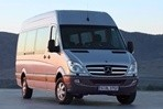Car specs and fuel consumption for Mercedes Sprinter