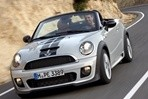 Car specs and fuel consumption for Mini Cooper Roadster