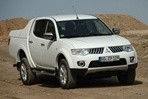 Car specs and fuel consumption for Mitsubishi L200