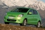 Car specs and fuel consumption for Mitsubishi Mirage