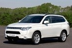 Car specs and fuel consumption for Mitsubishi Outlander