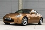 Car specs and fuel consumption for Nissan 350Z