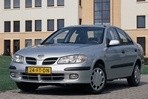 Car specs and fuel consumption for Nissan Almera