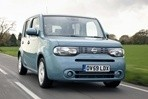 Car specs and fuel consumption for Nissan Cube