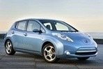 Car specs and fuel consumption for Nissan Leaf