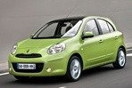 Car specs and fuel consumption for Nissan Micra
