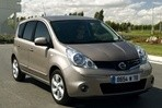 Car specs and fuel consumption for Nissan Note