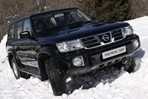 Car specs and fuel consumption for Nissan Patrol
