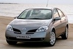 Car specs and fuel consumption for Nissan Primera