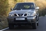 Car specs and fuel consumption for Nissan Terrano