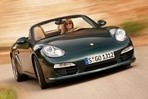 Car specs and fuel consumption for Porsche Boxster