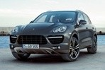 Car specs and fuel consumption for Porsche Cayenne